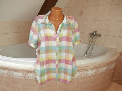 krásná, dámská košile zn. Gerry Weber, XL-XXL