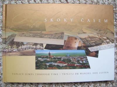 Teplické skoky časem - staré pohlednice Teplice