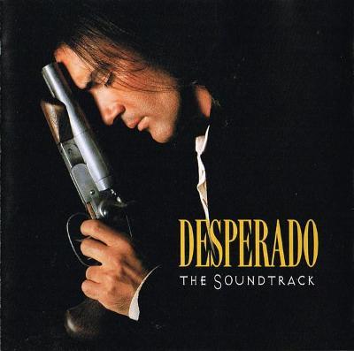 DESPERADO SOUNDTRACK CD ALBUM