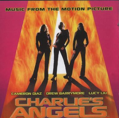 CHARLIES ANGELS SOUNDTRACK CD ALBUM 2000.