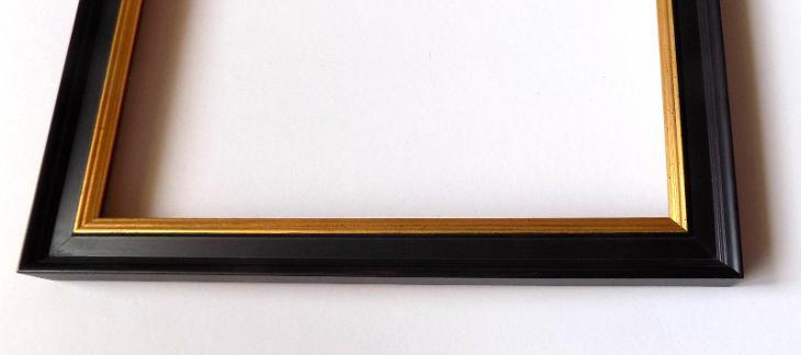 PĚKNÝ NOVÝ RÁM - vnitřní rozměr  30 x   40  cm - č. 510 - Umění