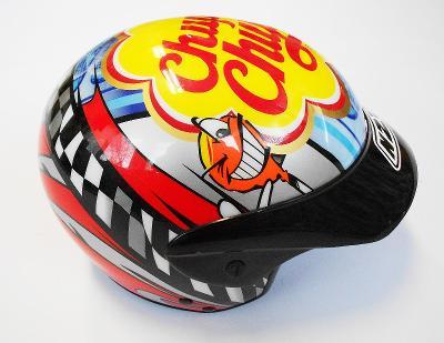 Přilba - vel. S/50-51, 750 g (+-50g), lyžařská helma