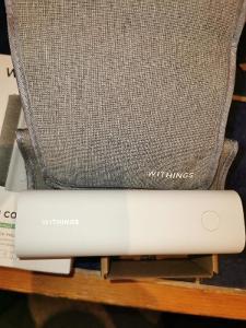 Withings BPM Connect chytrý tlakoměr s WiFi