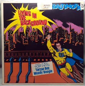 Baltimora – Living In The Background 1985 Germany Vinyl LP 1.press