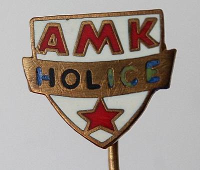 Odznak / AMK Holice   (o2/1)