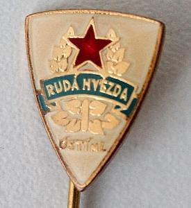 Odznak / Rudá Hvězda Ústí nad Labem    (o2/2)
