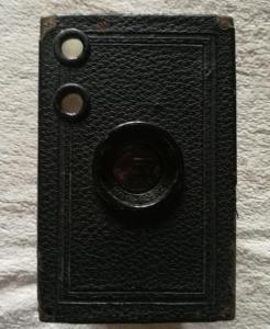 ZEISS IKON BOX TENGOR 54/15, 760 6,5X11CM KAMERA