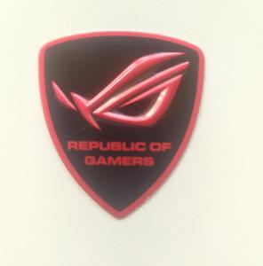 Nálepka ASUS ROG Republic of Gamers