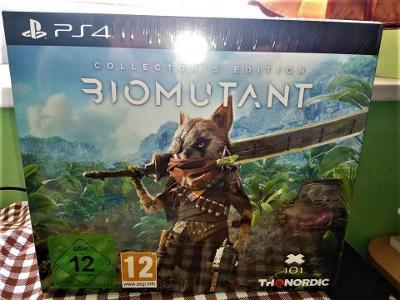 Biomutant - Collectors Edition PS4