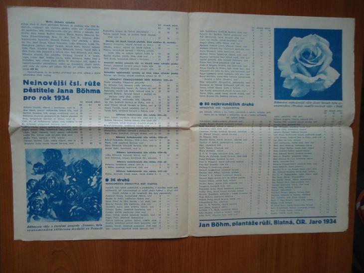 J. BÖHM -   BLATNÁ.....1919 - 1934....+ báseň F. F. Hájka: Patnáct let - Antikvariát