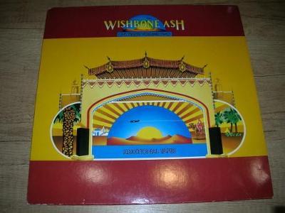 Wishbone Ash – Live Dates Volume Two  (1980) 1.Press EX+