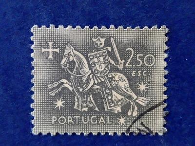 Portugalsko, král, rytíř, 🐎, kůň (2,50)
