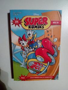 Superkomiks, č. 33, pěkný stav