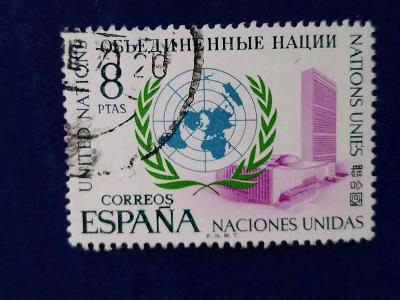 Španělsko, 25 let OSN