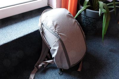 Batoh Peak Design Everyday Backpack Zip 20l Ash