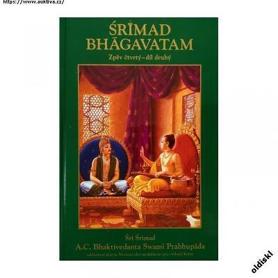 KNIHA ŠRÍMAD BHAGAVATAM DÍL 2