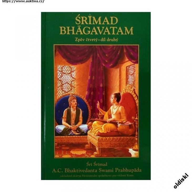 KNIHA ŠRÍMAD BHAGAVATAM DÍL 2 - Knihy