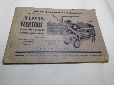 Merkur ELEKTRUS BROŽURKA