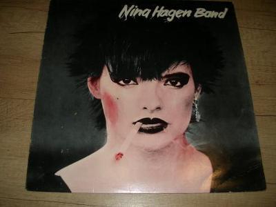 Nina Hagen Band – Nina Hagen Band (1978)  +PŘÍLOHA ,1.Press , EX