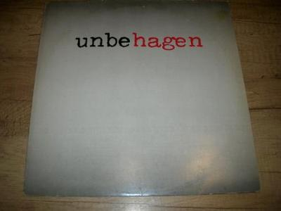 Nina Hagen Band – Unbehagen (1979) 1.Press , EX+