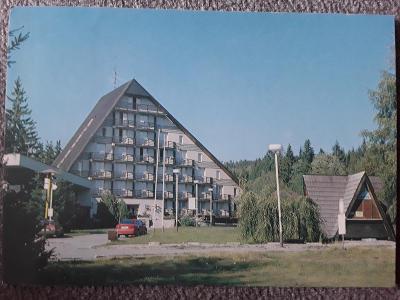 Pohlednice SKI Hotel NOVÉ MĚSTO NA MORAVĚ