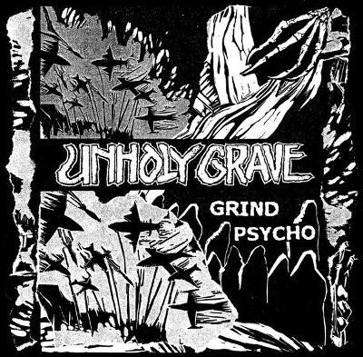 UNHOLY GRAVE / SETE STAR SEPT split LP