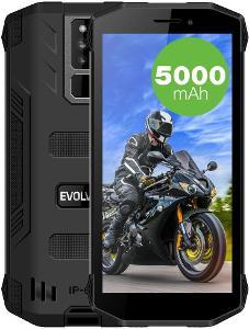 EVOLVEO StrongPhone G5, vodotěsný odolný telefon, 4G/LTE