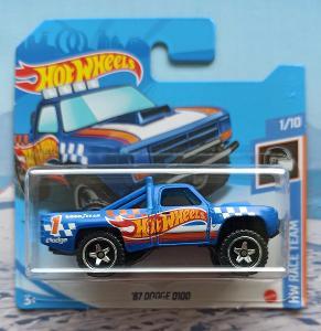 Dodge D100 1987 HotWheels