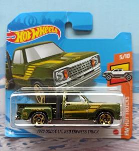 Dodge LI´L Red Express Truck 1978 HotWheels