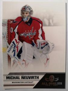 Michal Neuvirth - Washington Capitals