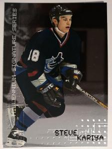 Steve Kariya - Vancouver Canucks