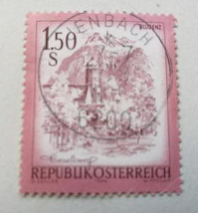 Známka Rakousko