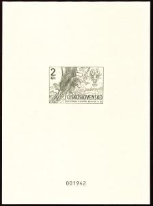ČR - PŘÍLEŽITOSTNÝ TISK, MERKUR REVUE 1997, EKOLOGIE 2 KČS (S2929)