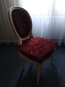 Židle Ludvíka XVI - sada 4ks