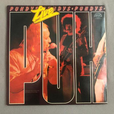 Puhdys – Puhdys Live - 2 x LP vinyl