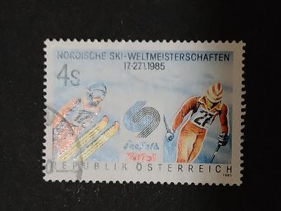 Rakousko, klasické lyžování, mistrovství světa, Seefeld, Tyrolsko