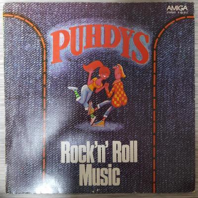 LP - Puhdys - Rock´n´Roll Music