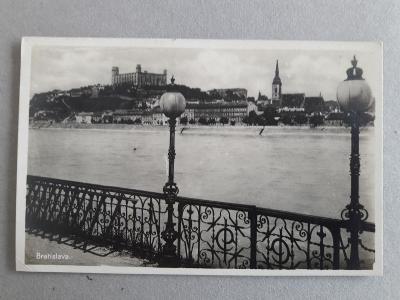 Pohled Bratislava