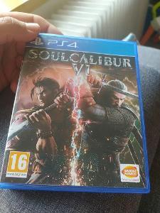 Soulcalibur ps4 jednou puštěno jak nové