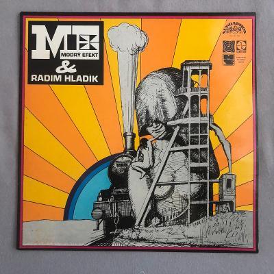 Modrý Efekt & Radim Hladík - LP vinyl