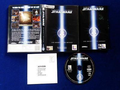 PC - STAR WARS JEDI KNIGHT II : JEDI OUTCAST (retro rok 2002) Top