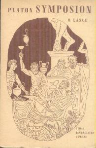 PLATON - SYMPOSION  - O  LÁSCE