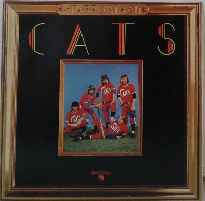 LP The Cats - Starportrait EX