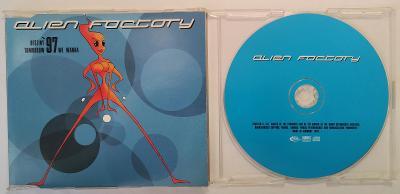 MCD Alien Factory - Destiny 97 Tomorrow 97 - We Wanna 1997