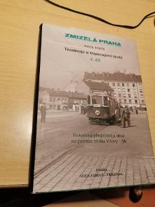 zmizelá praha tramvaje a tramvajové tratě 4. díl Fojtík