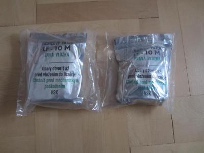 Filtry LF- M10 do masek M10