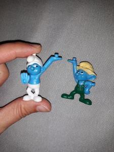 Figurky Šmoulové