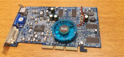 RETRO HW - Grafická karta Hercules 3D Prophet FDX 8500LE, 64MB, AGP