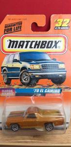 MATCHBOX 1998 ´´ EL CAMINO ´´ #32