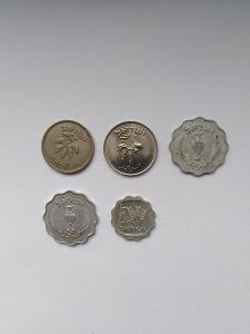 Izrael 5 mincí 1949-62